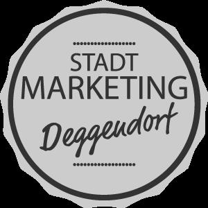 Logo Stadtmarketing Deggendorf e.V.