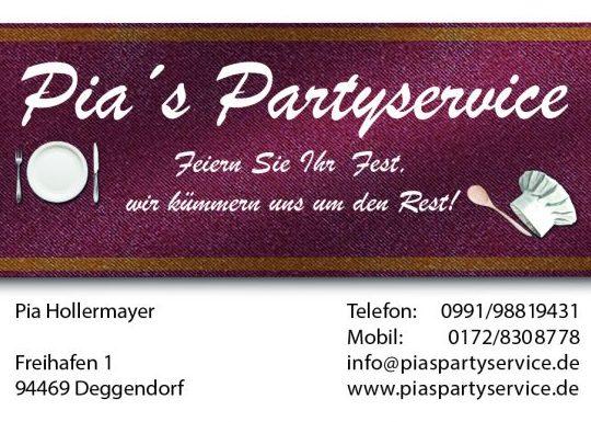 Pia´s Partyservice | Deggendorf pulsiert