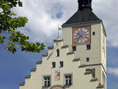 Altes Rathaus in Deggendorf | Sehenswürdigkeit