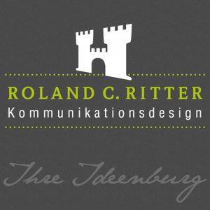 Logo Roland C. Ritter Kommunikationsdesign GbR