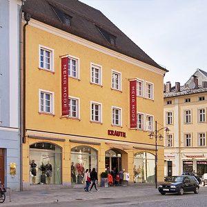 Modehaus Krauth GmbH - Profil