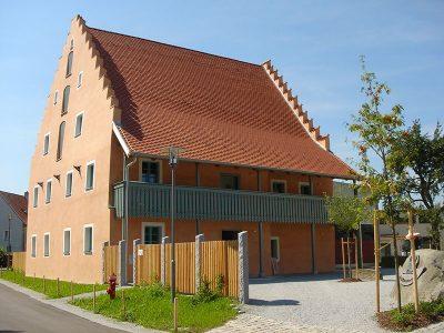 Schiffmeisterhaus in Deggendorf