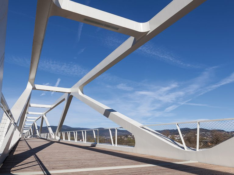 Deggendorfer Donaubrücke - LGS Brücke