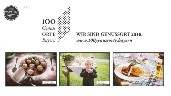 Deggendorf als Bayerischer Genussort
