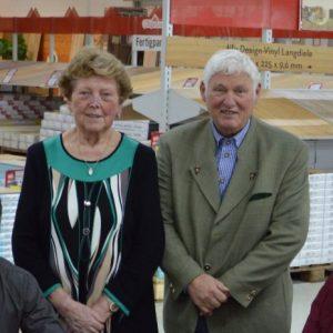 Inhaber Elisabeth und Walter Hundshammer