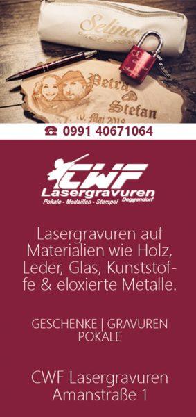 CWF Lasergravuren