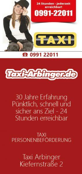 Taxi Arbinger