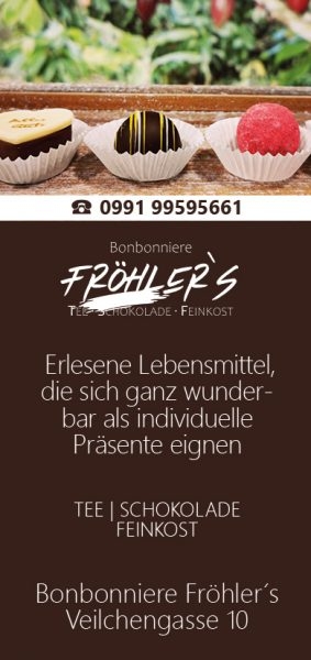 Bonbonniere Fröhler´s