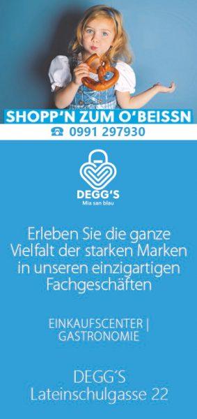 DEGGs Einkaufscenter