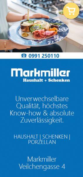 Markmiller Haushalt + schenken