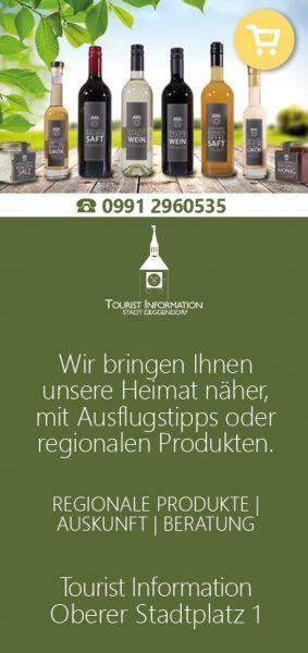 Tourist Information - Regionalshop
